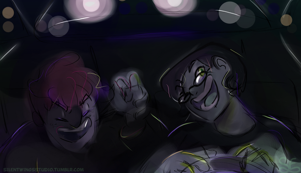 Car Jams by Sigma-the-Enigma