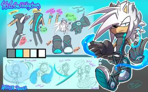.:401 the hedgehog Ref:. by Omiza-Zu