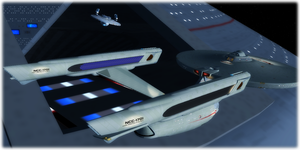 Stealing the Enterprise by DarthAssassin