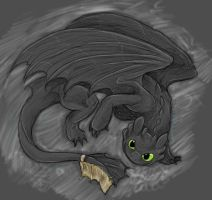 OMFG TOOTHLESS. by RaptorBarry