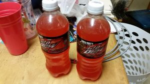 2015 Mtn Dew Game Fuel by canona2200
