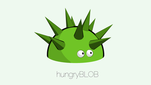 hungryBlob by John-Boyer