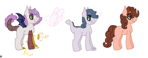 Customs for IRL SQR by S-ombre-StarIight