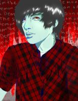 Marshall Lee by frenchysmagicaltrip