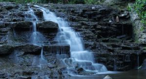 Waterfall1 By Ravenfiendstock by Ravenfiendstock