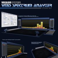 MMD VS VMD SPECTRUM ANALYZER STAGE by Trackdancer