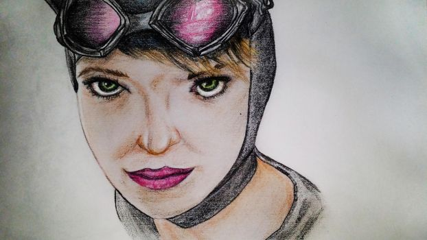 Catwoman by DIMITRY-24