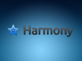 Harmony Wallpaper download by SuprVillain
