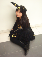 Umbreon Cosplay by Rinotou