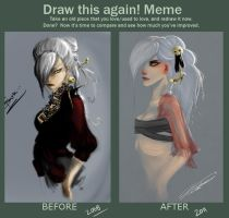 Before and After meme 2 by Newsha-Ghasemi