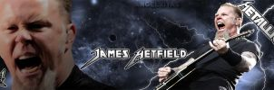 James Hetfield by AngelRivas