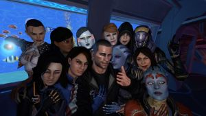 Mass Effect (REDUX) by stealth211