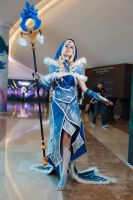 Crystal Maiden by AkinaGasai