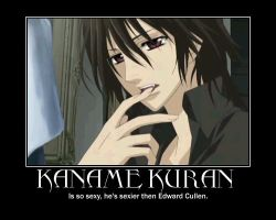 Kaname Kuran is... by EmoxCursexGrl92