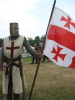 Knights Templar by DeadlyFallingStar