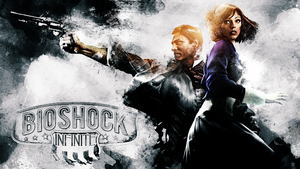 BioShock Infinite Wallpaper by JSWoodhams