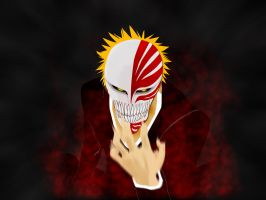 Ichigo Hollow Transformation by griever-m3n