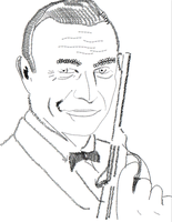 Bond, James Bond by ArloWalker