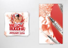 Buddha Lounge lovesick 2 by homeaffairs