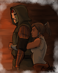 You Looked Like You Needed A Hug by naomi-makes-art73