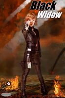 Black Widow by cflierl53