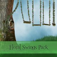 Floral Swings Pack by zememz