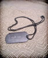 more than just dog tags by love-to-be