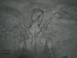 My Guardian angel by Athanton
