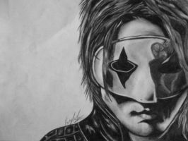 Gerard Way by keedls