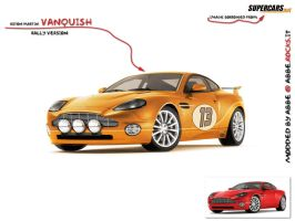 The A.M. Vanquish Rally Ed by abbe-rocks