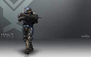 Halo Reach: Carter 2 by redrum201