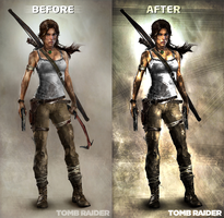 TOMBRAIDER-HDR by N4PCroft