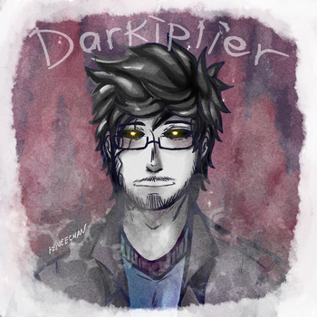 Darkiplier by Azuneechan