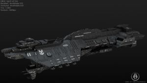 UNSC - Spirit of Fire by Annihilater102