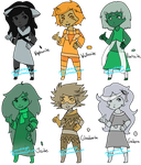 OTA Fangem Adopts (ENDED) by MoonOfNight