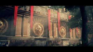 Wall of Sparta by hoangphamvfx