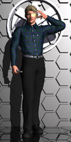 Agents of SHIELD - Leo Fitz by Sailmaster-Seion