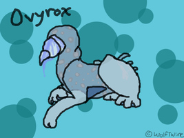 Ovyrox Doodle by WolfTwine