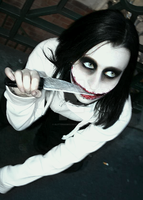Mommy, You Lied - Jeff the Killer by GlitterDebris