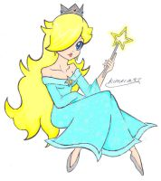 Lovely Rosalina by LilacPhoenix