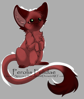 Perolis Felidae Adopt 1 by Point-Adoptables18