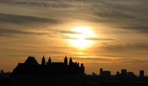 Sunset from Parliament Hill by PaulMcKinnon