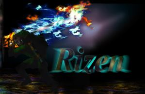 RizenLink Pic 300res by Collidoscope
