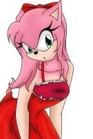 Amy Rose (1) by ccaermz