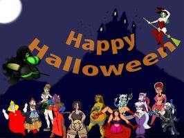 Halloween 2014 by DaemonKing