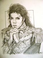 Michael Jackson The King by Bardsville