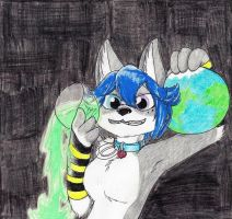 The world is mine by Carurisa