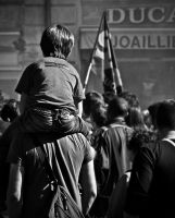 Manif Bordeaux VI by n0way0ut