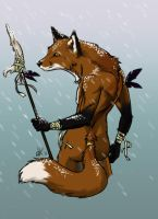 Fox Hunter by canius