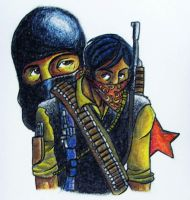 Zapatistas by AugustoMora